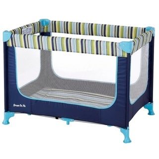 Dream On Me Zodiak Navy Plastic Portable Playard