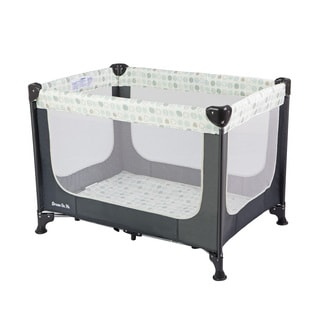 Dream On Me Grey Zodiak Portable Playard