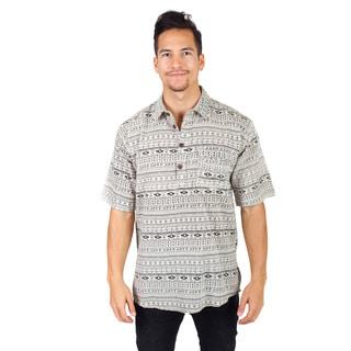 Men's Summer Cotton Half Sleeve Kurta Shirt (Nepal)