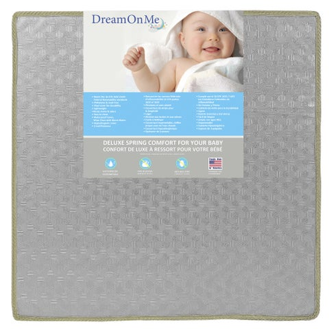 Dream On Me Nimble Play Yard Mattress