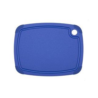 Epicurean Blue Plastic Cutting Board