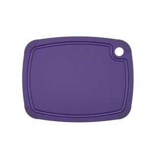 Epicurean Purple Plastic Cutting Board