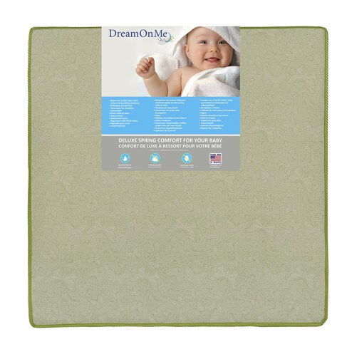 Dream On Me Totbloc Play Yard Mattress