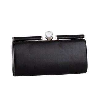 J. Furmani Theodora Hardcase Clutch Handbag
