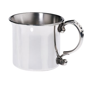Reed & Barton Classic Pewter Baby Cup