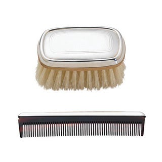 Reed & Barton Sterling Gallery Boy's Brush and Comb Set - Silver