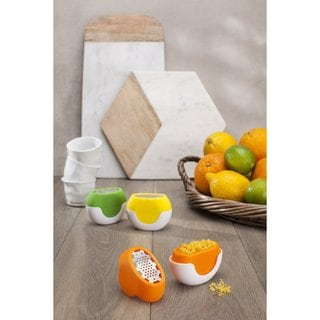 Microplane Flexi Zesti Citrus Grater (Pack of 3)