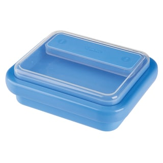Progressive Prep Solutions Blue On-the-Go Divided Lunch Container
