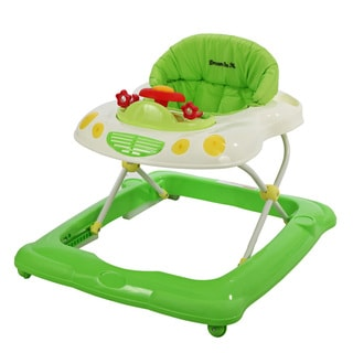 Dream On Me 'Green Melody' Fabric Musical Walker