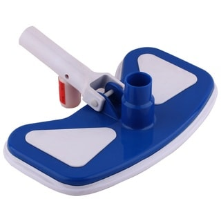 Smart Pool Blue Plastic Weighted Butterfly Vacuum Head