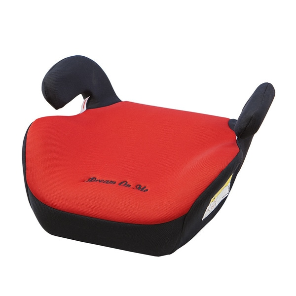 Dream On Me Red/Black Coupe Booster Car Seat