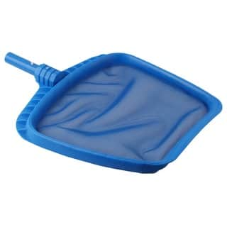 Smart Pool Pro Series Blue Plastic Leaf Skimmer|https://ak1.ostkcdn.com/images/products/14357180/P20932804.jpg?impolicy=medium