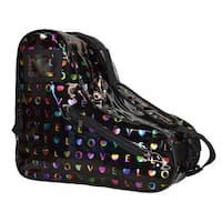 EPIC Limited Edition Love Black Nylon 16-inch Skate Bag