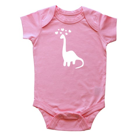 Rocket Bug 'Dinosaur Love' Baby Bodysuit