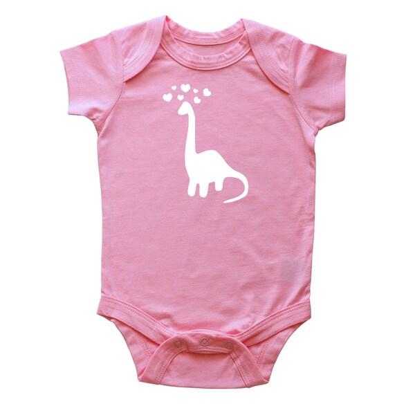 Rocket Bug 'Dinosaur Love' Baby Bodysuit