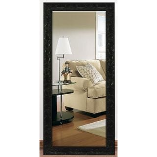 US Made Maclaren Black Beveled Full Body Mirror