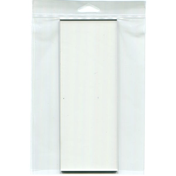 Joggles Clear Acrylic Stamp Mount 3X8-3X8