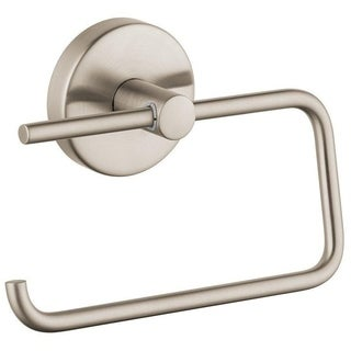 Hansgrohe HG S/E Toilet Paper Holder Brushed Nickel