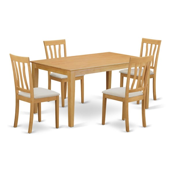 piece dinette table set kitchen dinette table and 4 dining chairs