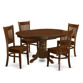 Pleasant Buy Oval Kitchen Dining Room Sets Online At Overstock Cjindustries Chair Design For Home Cjindustriesco