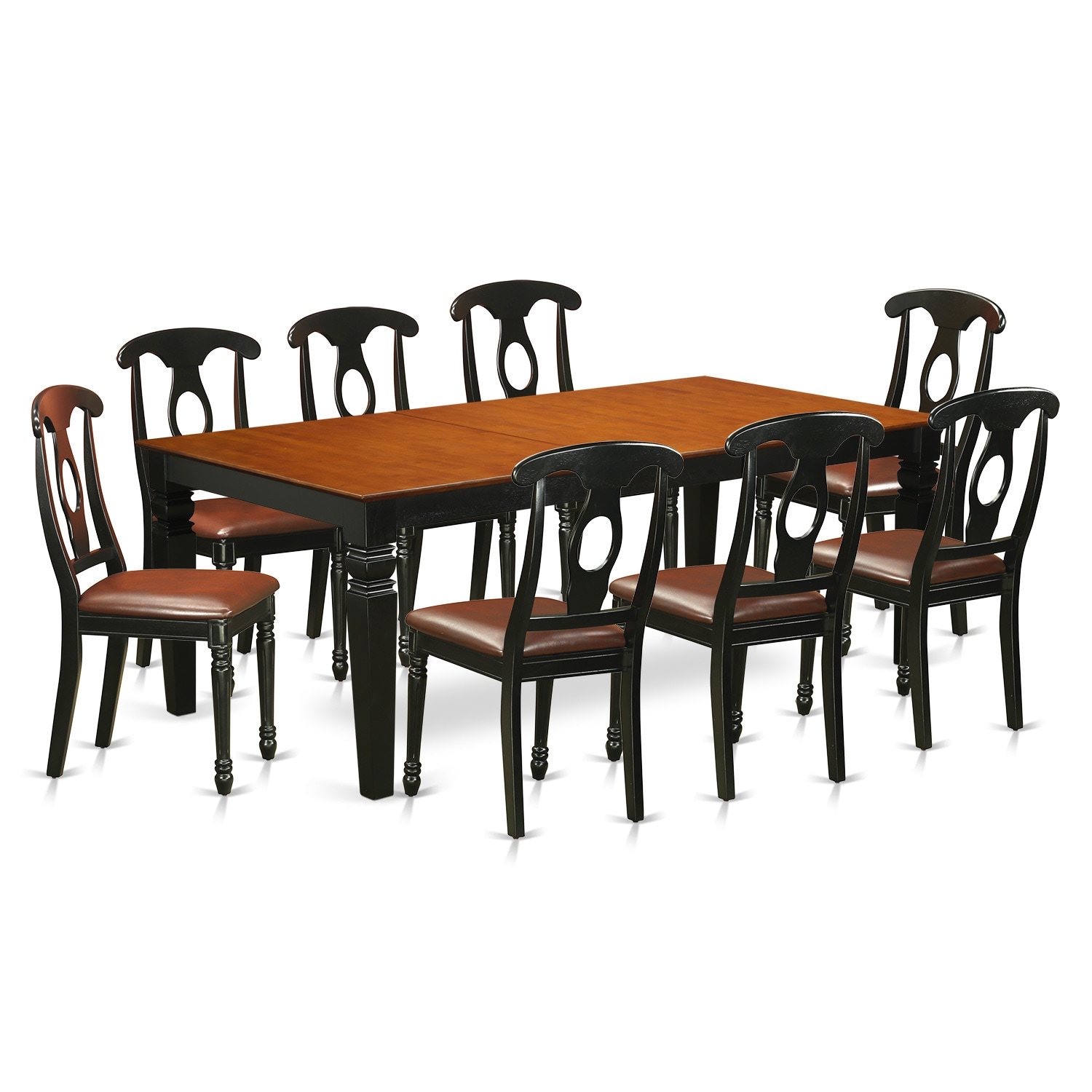 LGKE9 BCH 9 Piece Table And Chair Set