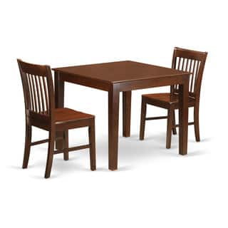 Mahogany Finish Kitchen & Dining Room Sets For Less | Overstock.com