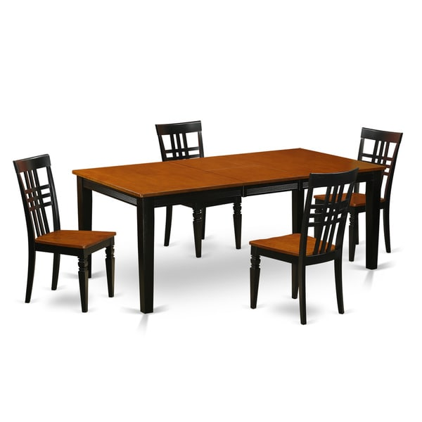 QULG-W  PC Kitchen Table Set - Free Shipping Today - Overstock