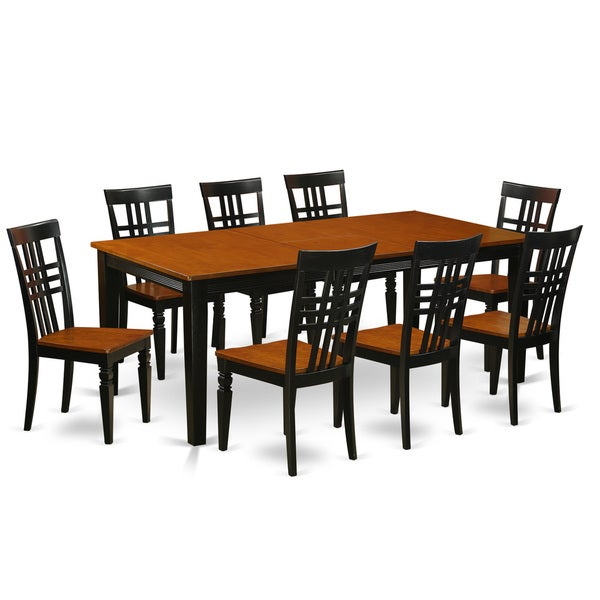 Shop Quincy 9 Piece Dining Table And Chairs Set Free Shipping