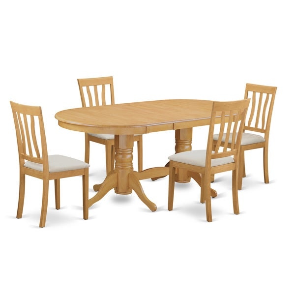 piece dinette table set kitchen table and 4 kitchen dining chairs