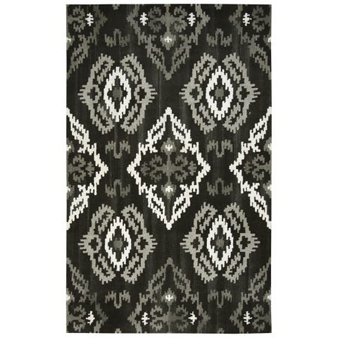 5ad9f3273 Buy Black, 8' x 10' Area Rugs Online at Overstock | Our Best Rugs Deals