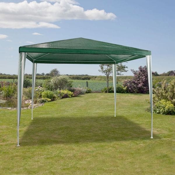 Patio Umbrella Flying Away: Shop 114-inch PE Gazebo