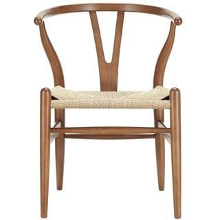 Wishbone Walnut Chair