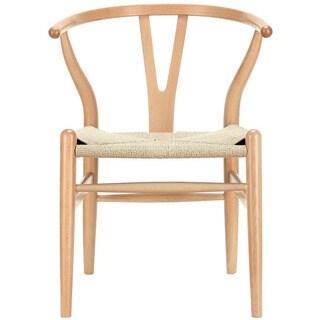 Wishbone Natural  Chair