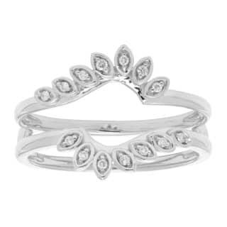 14k Gold 1/10ct TDW Diamond Ring Enhancer|https://ak1.ostkcdn.com/images/products/14366856/P20941350.jpg?impolicy=medium
