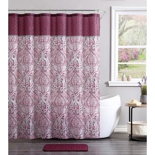VCNY Home Ava 14-piece Shower Curtain and Bath Set