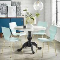 angelo:HOME Enna 5-Piece Dining Set