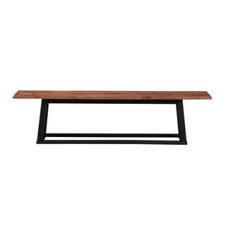 Craftsman Rustic Solid Bench