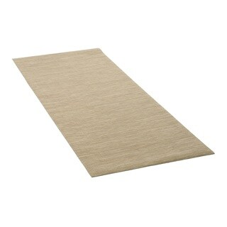 Contact Beige PVC 24x60 Indoor and Outdoor Runner Mats