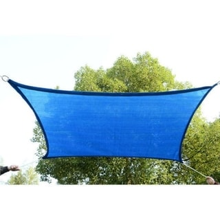 MCombo Sun Shade Sail Outdoor UV Top Cover Patio Lawn Multiple Shape Block Canop 6055-1212B