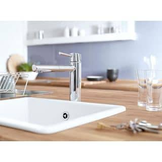 Buy Grohe Kitchen Faucets Online at Overstock.com   Our Best Faucets ...