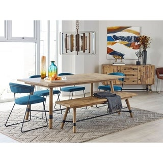 Aurelle Home Hawke Dining Table Small