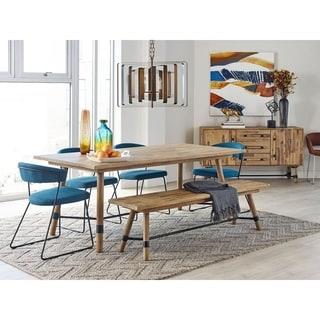 Aurelle Home Hawke Dining Table Large