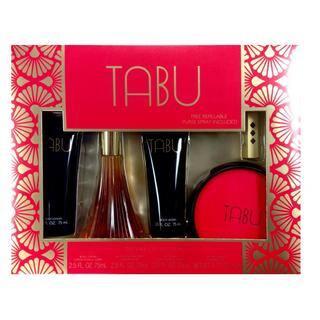 Dana Tabu Women's 5-piece Gift Set https://ak1.ostkcdn.com/images/products/14368719/P20943048.jpg?impolicy=medium