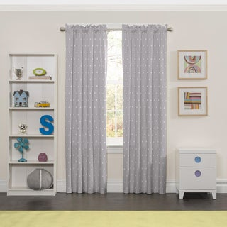 Eclipse Super Star Blackout Window Curtain Panel
