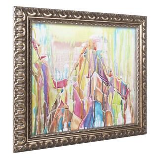 Lauren Moss 'Sedona' Ornate Framed Art