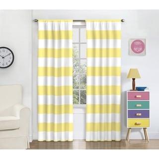 Eclipse Peabody Window Curtain Panel