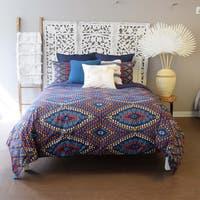 Blissliving Home 3-piece Berber Textile Duvet Set
