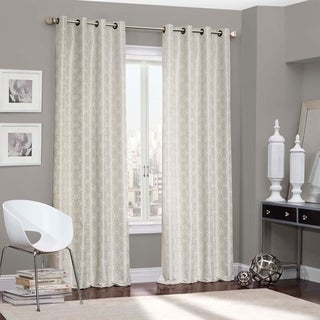 Eclipse Webber Thermaback Blackout Window Curtain Panel