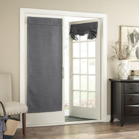 Bryson Blackout French Door Panel