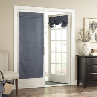 Eclipse Bryson Thermaweave Blackout Window Door Panel   68X26